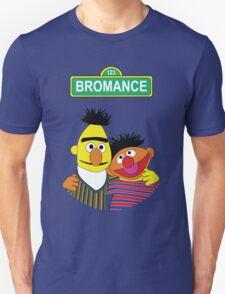 The Bromance of Ernie & Bert Unisex T-Shirt