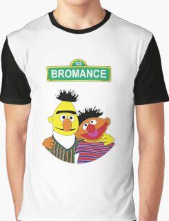 The Bromance of Ernie & Bert Graphic T-Shirt
