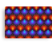 Firefly Pattern Canvas Print