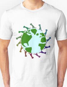 EqualiT-Rex Unisex T-Shirt