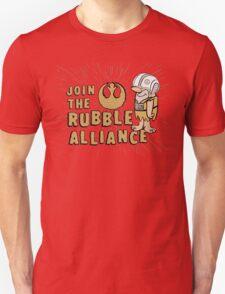 Join The Rubble Alliance Unisex T-Shirt