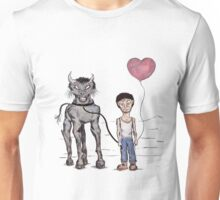Jeff and The Beast Unisex T-Shirt