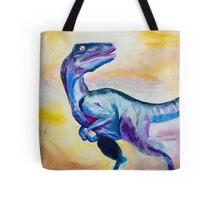 Raptor in Color Tote Bag