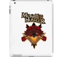 Monster Hunter, Rathalos iPad Case/Skin