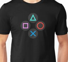 Press the Buttons Unisex T-Shirt