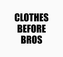 Clothes Before Bros Women's Fitted Scoop T-Shirt