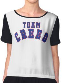 Team CREED Chiffon Top
