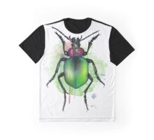 Calosoma sycophanta Graphic T-Shirt