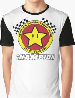 Star Cup Champion Graphic T-Shirt