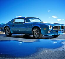 1970 Pontiac Trans Am by DaveKoontz