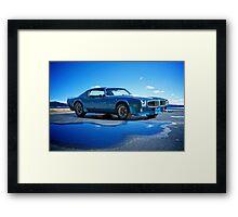 1970 Pontiac Trans Am Framed Print