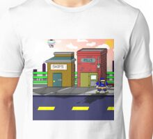 Wizzalamaru on the streets Unisex T-Shirt