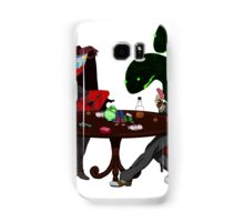 Playing some Go Fish Samsung Galaxy Case/Skin