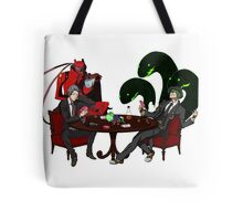 Playing some Go Fish Tote Bag