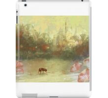 Fairies and Wolf iPad Case/Skin