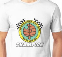 Leaf Cup Champion Unisex T-Shirt
