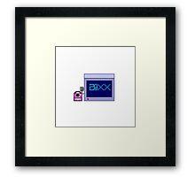 20XX Framed Print