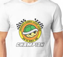 Shell Cup Champion Unisex T-Shirt