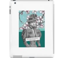 I Want to Be on Game of Thrones iPad Case/Skin