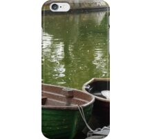 Rowing anyone? iPhone Case/Skin