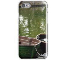 Rowing anyone? iPhone Case/Skin