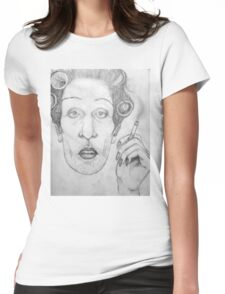 Drag Womens Fitted T-Shirt
