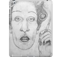 Drag iPad Case/Skin