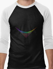 Polygen colors Men's Baseball ¾ T-Shirt