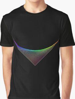 Polygen colors Graphic T-Shirt