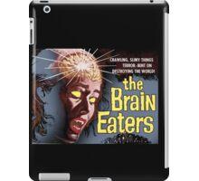 brain eaters iPad Case/Skin