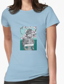 The Best Wine Please for the Birthday Girl Womens Fitted T-Shirt