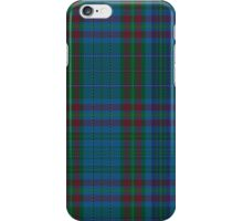 02064 Watkins of Wales Clan/Family Tartan iPhone Case/Skin