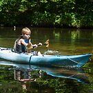 Kayaking Fun! by Rebecca Bryson