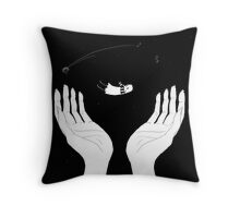 Oyasumi Punpun  Throw Pillow