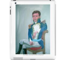 Manuel Belgrano , Jefe del ejercito del Norte iPad Case/Skin