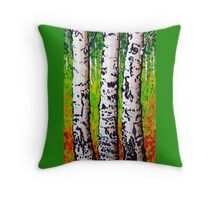 Tom Dick and Harry Throw Pillow