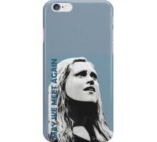 Clarke - The 100 - Minimalist iPhone Case/Skin