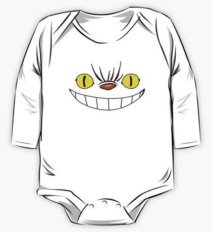 Catbus Cheshire Face Kids Clothes