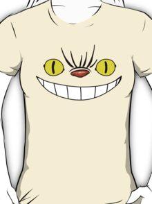 Catbus Cheshire Face T-Shirt