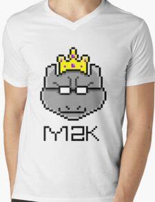 m2k Mens V-Neck T-Shirt