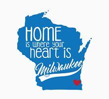 Home is Milwaukee Unisex T-Shirt