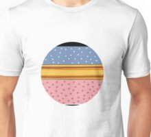Acores Portugal  Traditional Clothes Pattern Unisex T-Shirt