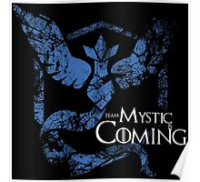 Team Mystic is Coming ( GoT + Pokemon GO! ) Poster