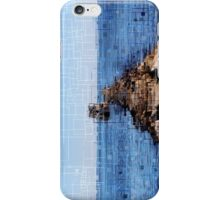 Landscape Jetty/Breakwater/Seawall iPhone Case/Skin