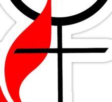 Jesus Feminist Sticker
