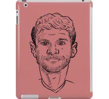 Muller iPad Case/Skin