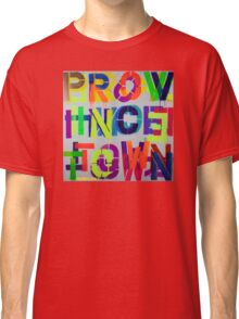 """""""Provincetown • Blue Sea"""", Dave Hay,  haydave.com Classic T-Shirt"""