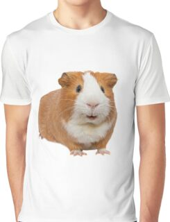 red guinea pig Graphic T-Shirt
