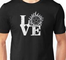 LOVE Supernatural Unisex T-Shirt