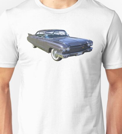 1960 Cadillac Luxury Car Unisex T-Shirt